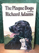 New listing Richard Adams The Plague Dogs Signed 1st Us Printing/Edition 1978