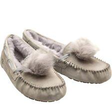 UGG Dakota Pom Pom Slippers UK RRP £110 - BRAND NEW 100% GENUINE