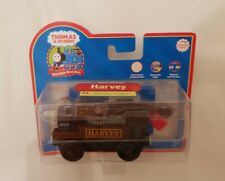 Thomas The Tank & Friends WOOD HARVEY TRAIN WOODEN NEW IN BOX LEARNING CURVE