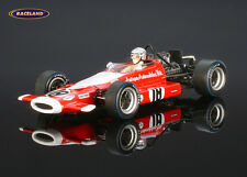 McLaren M7A Cosworth F1 10° GP Holland 1969 Vic Elford, Spark 1/43, S3126