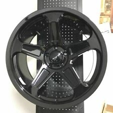 "22"" Demon Srt Style Gloss Black Wheels Rims Fits Dodge Charger 392 Scat Pack"