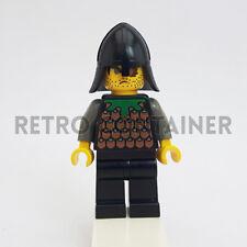 LEGO Minifigures - 1x cas042 - Robber - Castle Castello Kingdoms Omino 6094