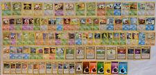 Pokemon Cards - Base Set 2 Lot - 97 Cards - 15 Rares (1 Holo, 6 Trainers)