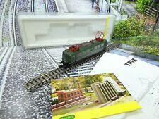 Minitrix 12520 - Spur N - DB - E-Lok 139 166-3 - Analog - TOP in OVP - #A225