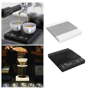 Digitale Kaffeewaage mit Timer für Espresso und Filter Barista