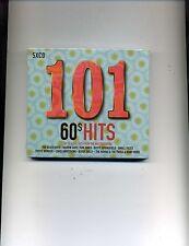 101 60S HITS - DUSTY SPRINGFIELD SUPREMES TOM JONES TROGGS LULU - 5 CDS - NEW!!