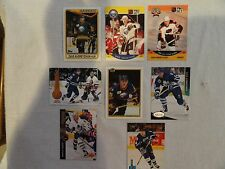 Dave Andreychuk 8 Card Lot Buffalo Sabres Toronto Maple Leafs