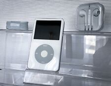 NEW! Apple iPod Video Classic 5.5th Gen 80GB White / Silver WolfsonDAC WARRANTY