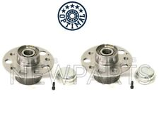 For Mercedes W216 W221 Front Driver Left & Passenger Right Wheel Hub w/ Bearings