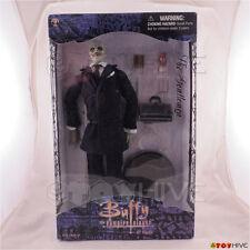 """Buffy the Vampire Slayer Sideshow 12"""" Hush Gentlemen figure with wood floor base"""