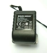 AC Adapter Black & Decker Charger for Electric Screwdriver BD090020D 90509517