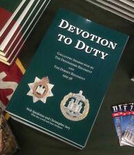 More details for devotion to duty gallantry awards devonshire and dorset regiment 1919 - 58 book