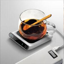 Cup Mug Warmer Coffee Tea Milk Drink Heater Pad Auto Shut Off For Office&Home