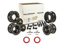 Goldspeed Victory Box Vb-2 Red Kit Front & Rear Wheels Beadlock Honda Trx400ex
