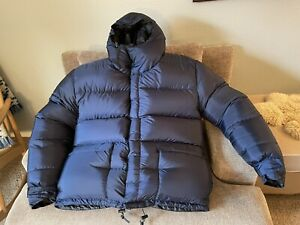 Extremely Puffy XL Crescent Down Works Siberian Winter Parka