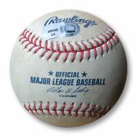 Clayton Kershaw Game Used Baseball Dodgers Foul Ball vs Cedeno 4/29/10 LH430445