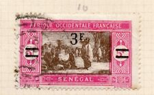 French Senegal 1914 Early Issue Fine Used 3F. 181327