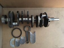Dodge 4.7 Crankshaft with main & rod Bearings with 1 Seal, 1 press fit rod 99-07