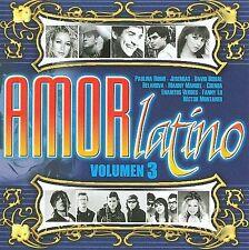 NEW - Amor Latino 3 by Amor Latino