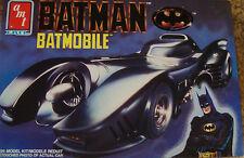 Batman Amt Batmobile Model Kit New Sealed