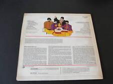 THE BEATLES Yellow Submarine  UK STEREO Red Lines British Invasion  LP!!