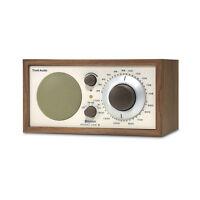 Tivoli Audio Model One BT AM/FM Radio with Bluetooth, Walnut / Beige- Brand New