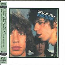 ROLLING STONES-BLACK AND BLUE-JAPAN MINI LP PLATINUM SHM-CD I50