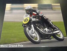 Team Jam Racing Manx Grand Prix 1983 #45 (Norton frame / Triumph GP engine)