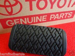 Toyota Brake Pedal Pad Automatic AT Pickup 4Runner Corolla MR2 Paseo Matrix OEM