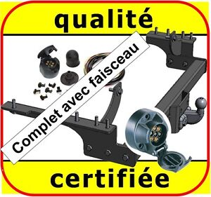ATTELAGE Jeep Cherokee XJ 1984 à 2001 & faisceau 7 broches complet / neuf