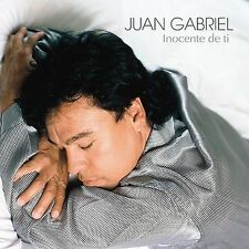 2003 Juan Gabriel Inocente De Ti CD E-627A