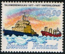 Finland 1977, Winter Navigation, Ice Braking Ship, MNH