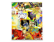 Dynomighty GRAFFITI Mighty iPad Kindle Galaxy Tab Nook Tablet Case Pouch Cover