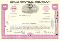 Smith Barney & Co. issued stock certificate share