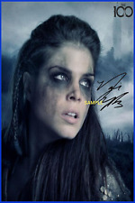 4x6 SIGNED AUTOGRAPH PHOTO REPRINT Marie Avgeropoulos / Octavia Blake The 100