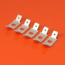 Terminal Blocks Metway Tab Style 4 Way Tag Strip Lucar Fast-On Blade