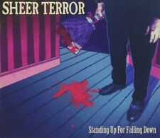SHEER TERROR - STANDING UP FOR FALLING DOWN  CD NEUF