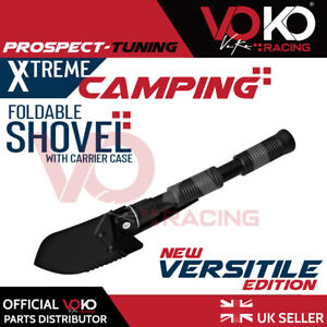 UK Folding Shovel Set Hiking Survival Tool Tactical Camping Multi-Purpose VKKI37