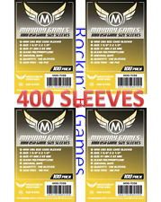 Mayday Games Mini USA Size Sleeves (4x100 Pack, 400 sleeves) MDG-7039