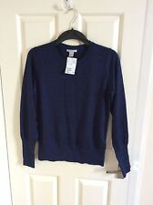 H&M No Pattern None Thin Knit Jumpers & Cardigans for Women