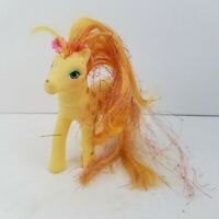 Vintage Hasbro 1988 My Little Pony G1 Glittery Sweetheart Sister Twinkler China