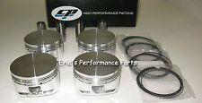 CP SC7320 Pistons for Nissan SR20DET GTiR 86.5mm 11.0:1 fits Pulsar N14