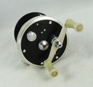 Old Vintage HEDDON PAL No. P-41 N Casting Reel - Narrow Spool - Jeweled