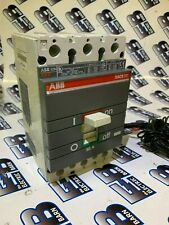ABB SACE S3N, 30 Amp, 600 Volt, 3 Pole, With 3A Aux, Circuit Breaker- WARRANTY