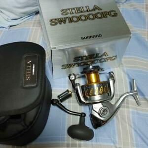 SHIMANO 08 STELLA SW10000PG WITH BOX  FROM JAPAN F/S
