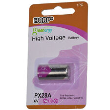 HQRP Batterie 6V pour Canon A-1, AE-1, AE-1 Programme, AV-1, AT-1 caméscope
