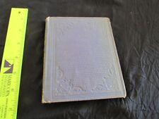 Georgey's Menagerie-Madeline Leslie-Antique-Vintage Children's Book-1864-1800's