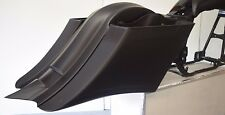 "7""Down 14""Back Stretched Saddlebags For Harley Davidson Touring Models 1997-08"