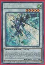 Yugioh - Junk Speeder - Holographic Secret Rare - Limited Edition Card