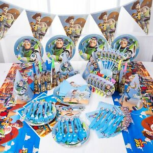 Disney Toy Story 3 Movie Party Tableware, Decorations & Balloons